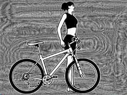Mountainbiken - Hoogte van het stuur