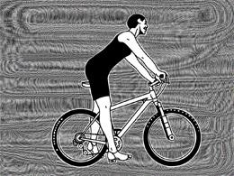Mountainbiken - Hoogte van het zadel