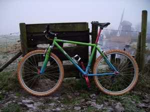 Moutainbike jaren 80